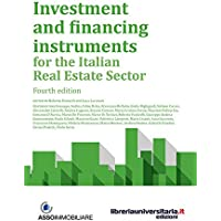 Investment and financing instruments for the italian real estate sector