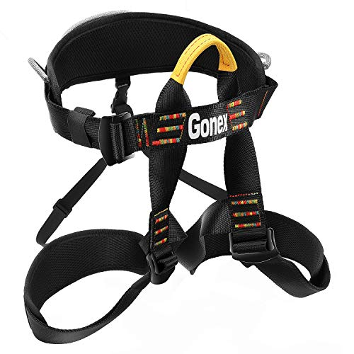 Gonex Climbing Adjustable Mountaineering Rappelling product image