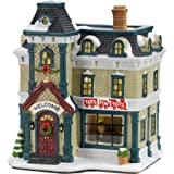 Holiday Time Toys for Tots Christmas Village Building