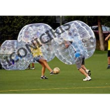Free Shipping Inflatable Bumper Bubble Balls Body Zorb Ball Soccer Bumper Football Human Hamster Ball