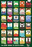 South Park (Collage) TV Poster Print