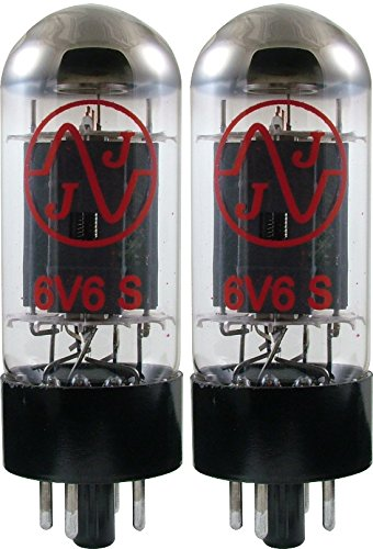 JJ 6V6 Burned In Vacuum Tube, Apex Matched Pair by JJ Electronic