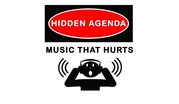 Attack of the Giant Space Hippies by Hidden Agenda (of Evil ...