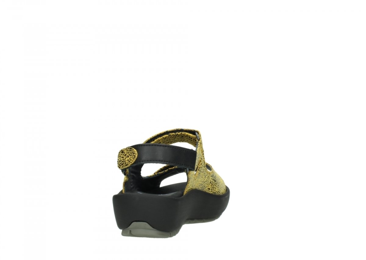 Wolky Comfort Rio B07BMCFBS5 38 EU 40900 Yellow Suede
