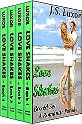 LOVE SHAKES: A ROMANCE (New Adult Seduction Series)