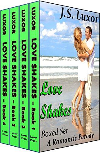 LOVE SHAKES: A ROMANCE (BOXED SET) (New Adult Seduction Series)
