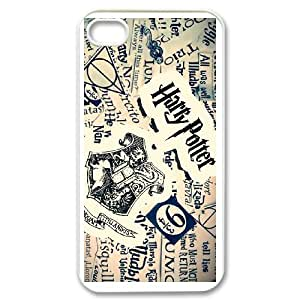 iPhone 4,4S Phone Case Cover Harry Potter ( by one free one ) H63575