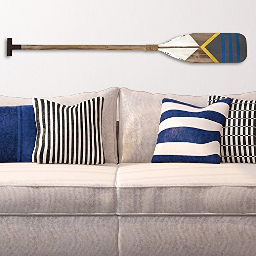 Stratton Home Decor Shd0127 Nautical Oar Wall Decor Misc In The Uae See Prices Reviews And