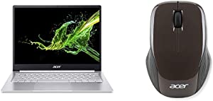 "Acer Swift 3 Thin & Light 13.5"" 2256 x 1504 IPS Display with Acer Wireless Optical Mouse"