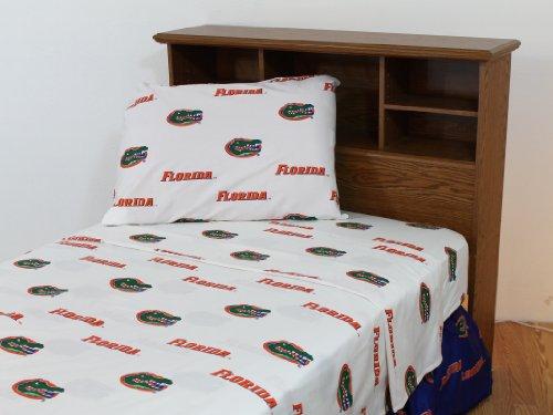 College Covers Florida Gators Printed Sheet Set - Twin - ()