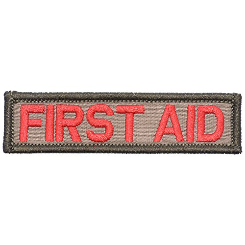 First Aid - 1x3.75 Morale Patch