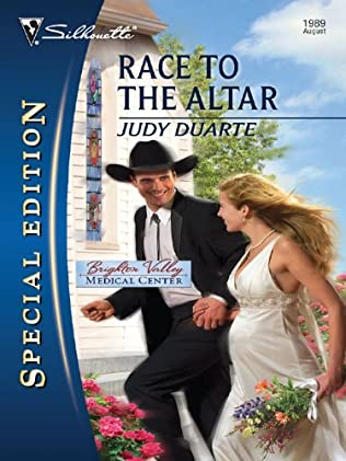 book cover of Race to the Altar
