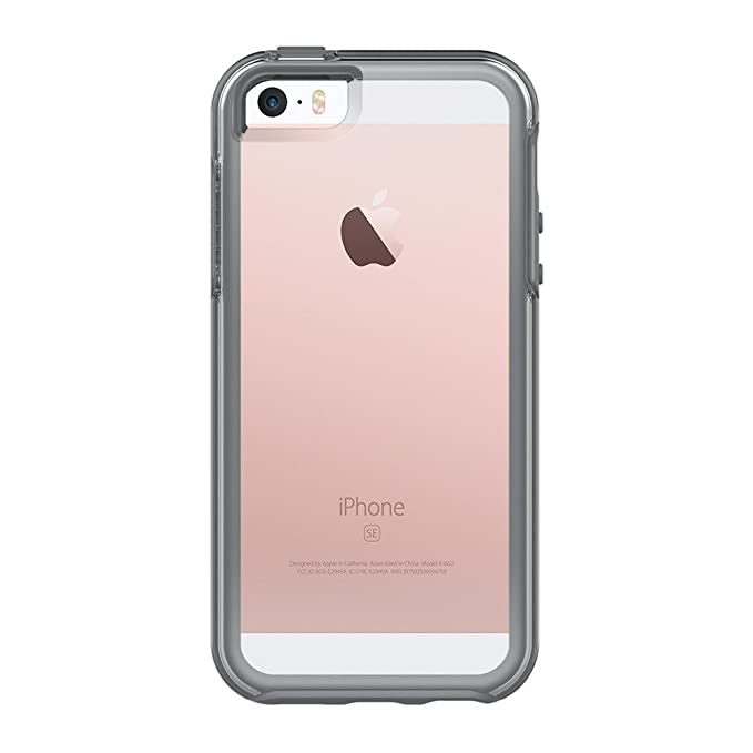 Amazon.com  OtterBox SYMMETRY CLEAR SERIES Case for iPhone 5 5s SE ... 070244da4e83