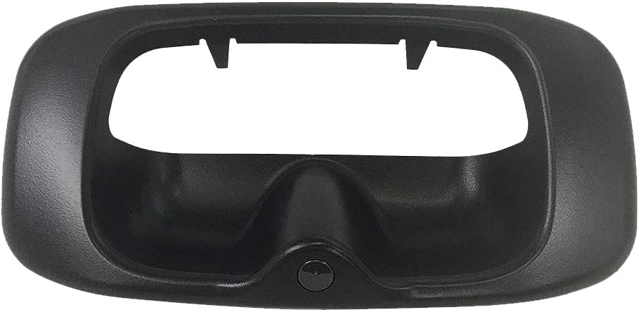 Color: Black Roadpower Tailgate Replace Rear View Camera Car Backup Tailgate Handle Camera for Chevy Silverado and GMC Sierra Years 1999-2006,Tailgate Door Handle Replacement Camera