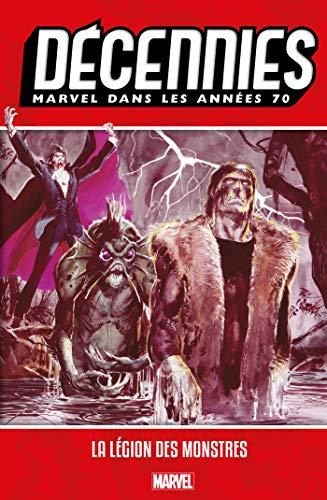 Amazon Com Décennies Marvel Dans Les Années 70 La