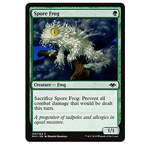 Mint x4 Spore Frog 180/254 Common ()