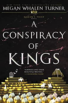 Conspiracy Kings Queens Thief Book ebook product image