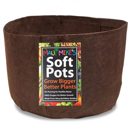 Soft Pots  200 Gallon  Best Fabric Pot From Maui Mikes  Makes A Perfect Full Garden For All Your Tomatoes  Herbs And Vegetables  Plus Beautiful Flowers And Plants