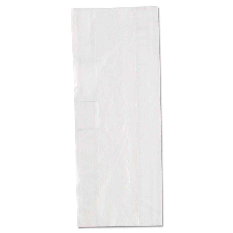 Inteplast Group PB060315 Get Reddi Food & Poly Bag, 6 x 3 x 15, 3.5qt.68mil, Clear, 1000/Carton