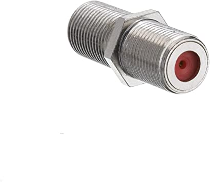 F-pin Female 100 Pack ACL F-pin Coaxial Coupler