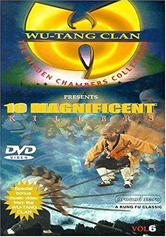 10 Magnificent Killers (Wu Tang Dvd Collections)