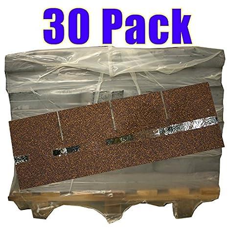 10er Pack Dachschindeln Bieberschwanz Gr/ün 35 m/²