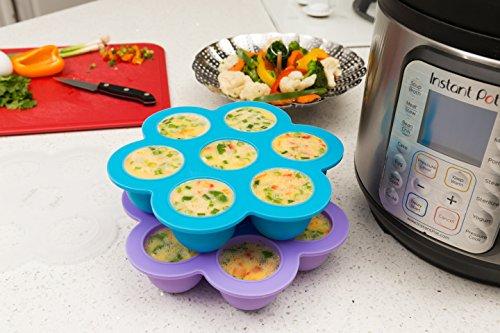 Silicone Egg Bites Molds