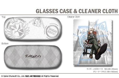 Dangan refute THE ANIMATION Glasses Case Set B (Togami midnight sun) (japan import)