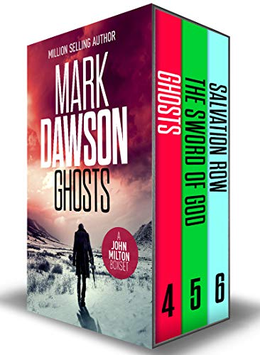 The John Milton Series: Books 4-6 (The John Milton Series Boxset Book 2) (Same Word 4 Times In A Row)