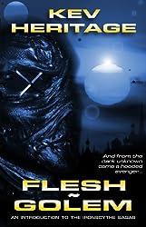 Flesh Golem (IronScythe Sagas #1): An Introduction to the IronScythe Sagas
