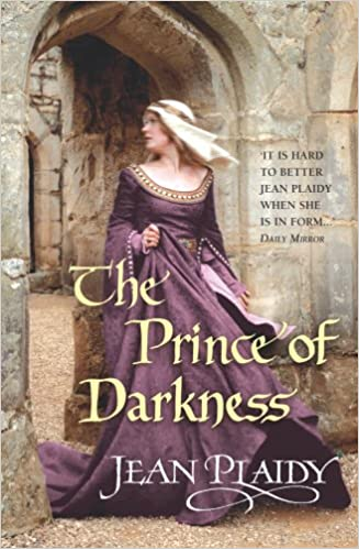 The Prince of Darkness: (Plantagenet Saga)