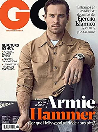 GQ Latin America March 1, 2018 issue