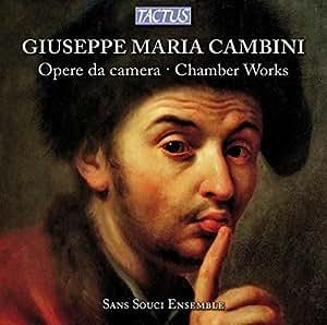 Cambini: Chamber Works