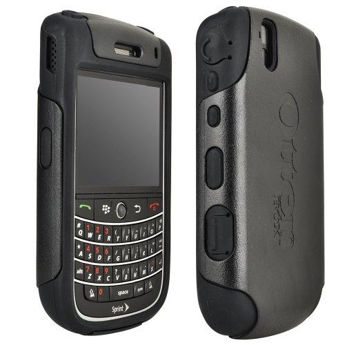 C5otr Skin - OtterBox Commuter Case for BlackBerry Tour 9630 - Black