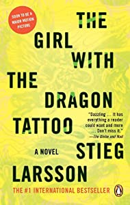 Paperback The Girl with the Dragon Tattoo (Millennium Series) Book