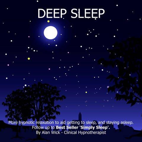 Deep Sleep - Hypnosis to Relieve Insomnia Original recording
