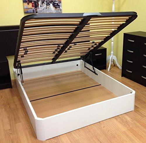 MUEBLES MATO - Canape Blanco 135x190 c/somier ...