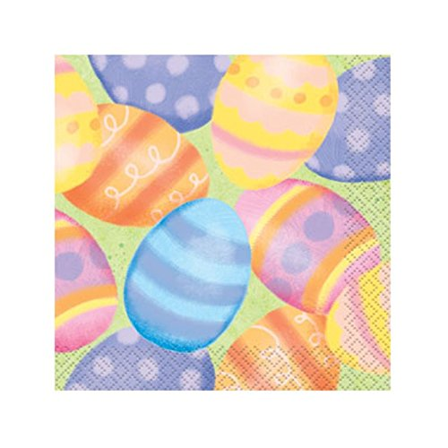 (Spring Easter Beverage Napkins, 16ct)