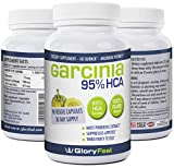 Garcinia Cambogia Extract 95% HCA - The Best Garcinia Third Party Tested 90 Caps Extremely Powerful for Weight Loss - Maximum Appetite Suppression and Fat Burning for Men and Women