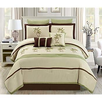 Amazon Com Croscill Fiji California King Comforter 4