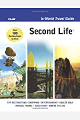 Second Life In-World Travel Guide Paperback