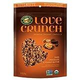 Dark Chocolate & Peanut Butter Love Crunch Premium Organic Granola, 2-11.5oz Bags