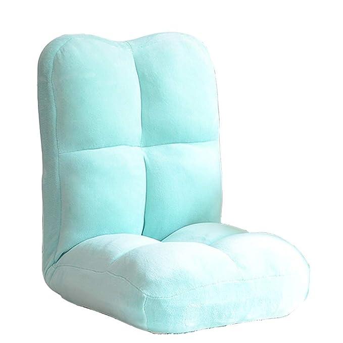 Reposapiés y otomanos peque Lazy Couch Chair, Floor Plegable ...