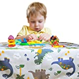 Splat Floor Mat for Under High Chair/Arts/Crafts by