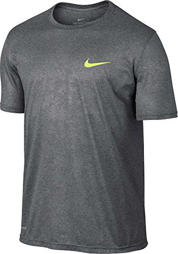 Nike Men's Dry Legend Embossed T-Shirt - T-shirt Embossed Nike