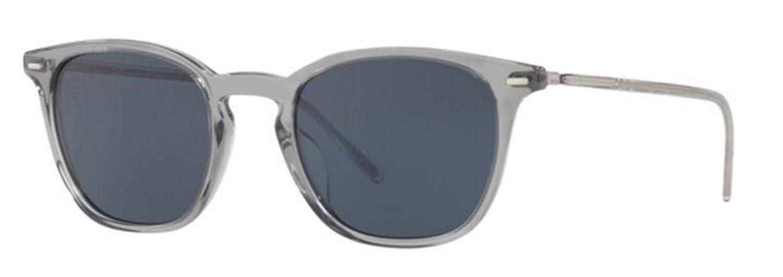 bfd100a59184c Amazon.com  New Oliver Peoples OV 5364 SU HEATON 1132R5 Workman Grey  Sunglasses  Clothing