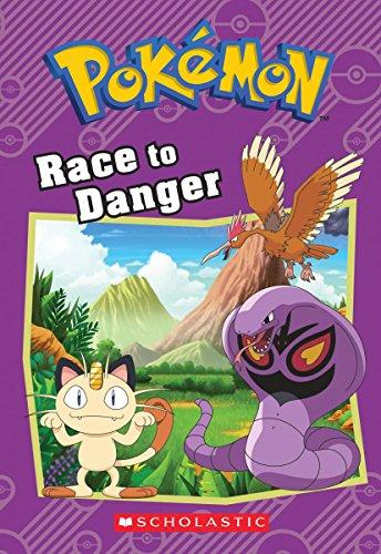 Race to Danger (Pokémon: Chapter Book) Photo