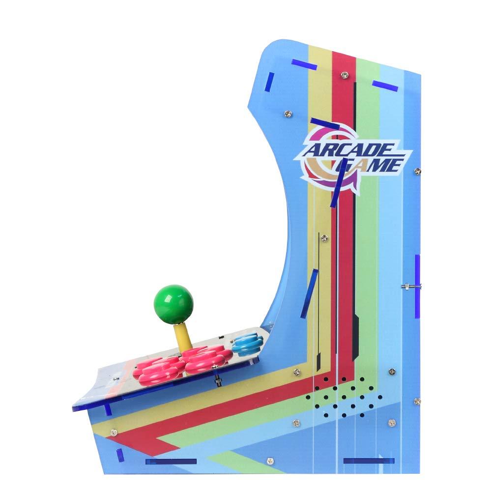 Barbella Mini 1388 in 1 Games Pandora's Box 5S Single Stick Classic Retro Arcade Game Console HDMI by Barbella (Image #3)