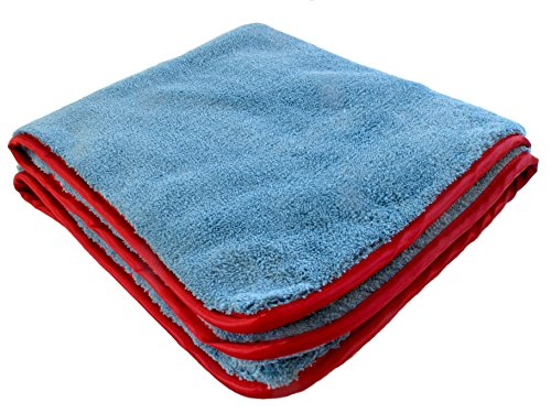 Synthetic Chamois Leather Car Washing Wipe Towel Absorber Cloth - 3