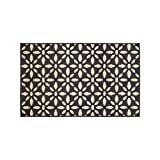 Jean Pierre Kelsey 28 x 48 in. Loop Accent Rug, Grey/Berber